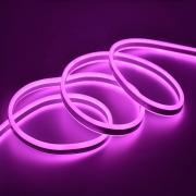 Гибкий неон пурпурный