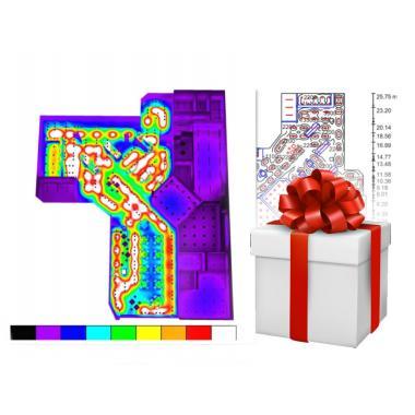 Светотехнический расчёт в подарок при заказе от 10 000 Р.